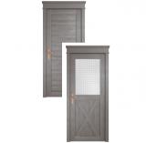 Двери из шпона OLYMP Лофт