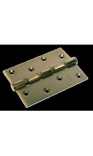 Петля Morelli стальная с 4-мя подшипниками MS 100X70X2.5-4BB COF
