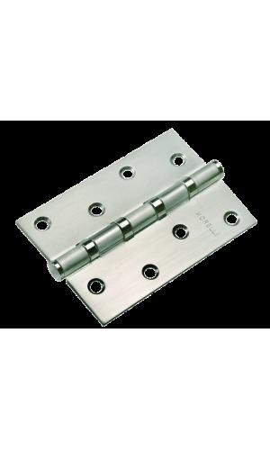 Петля Morelli стальная с 4-мя подшипниками MS 100X70X2.5-4BB SN