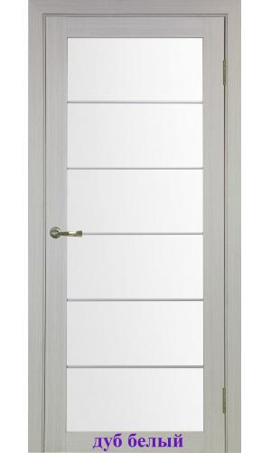 Дверь 502 стекло Мателюкс ДО Optima Porte