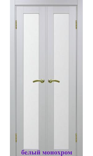 Дверь 501.2 стекло Мателюкс ДО Optima Porte