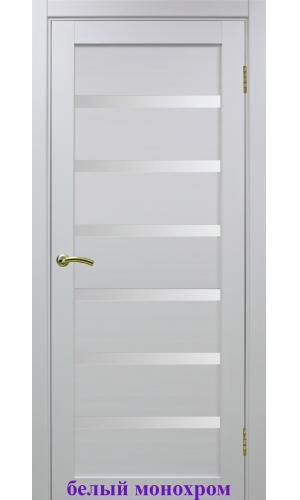 Дверь 507 стекло Мателюкс ДО Optima Porte