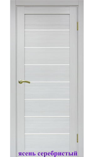 Дверь 508 стекло Мателюкс ДО Optima Porte