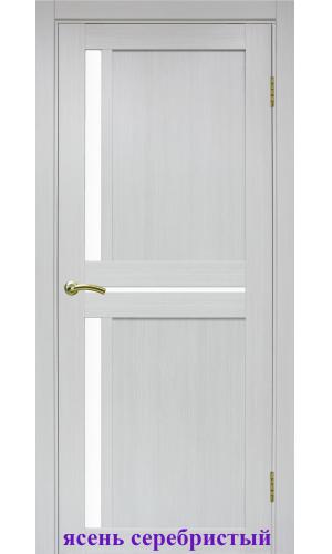 Дверь 523 стекло Мателюкс ДО Optima Porte