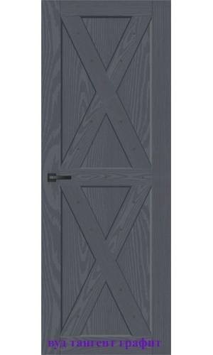 Дверь Скандинавия 3 ДГ Synergy