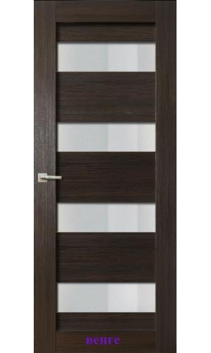 Дверь 1684 стекло Сатин ДО ДЕРА