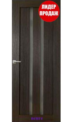 Дверь 1685 стекло Сатин ДО ДЕРА