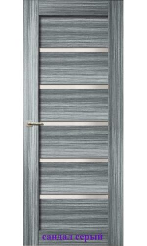 Дверь 683 стекло Сатин ДО ДЕРА
