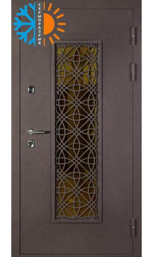 Дверь Изумруд Термо Алмаз