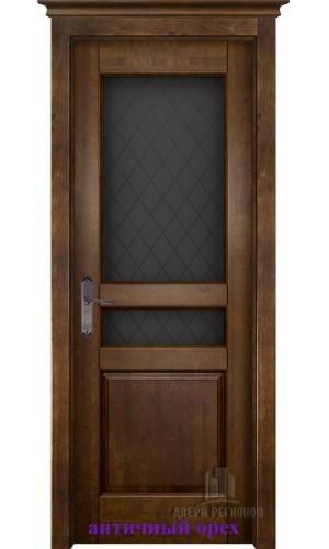 Дверь Гармония стекло квадро ДО Двери Регионов