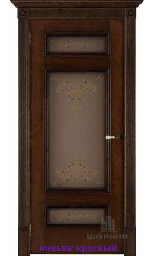 Дверь Рим стекло бронза Кристалайз ДО Двери Регионов