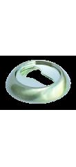 Накладка Morelli на ключевой цилиндр MH-KH SN/CP