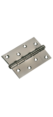 Петля Morelli стальная с 4-мя подшипниками MS 100X70X2.5-4BB BN