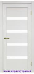 Дверь 505 стекло Мателюкс ДО Optima Porte