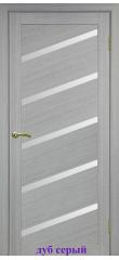 Дверь 506U стекло Мателюкс ДО Optima Porte