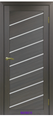 Дверь 508U стекло Мателюкс ДО Optima Porte