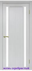 Дверь 522 стекло Мателюкс ДО Optima Porte