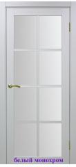 Дверь 541 стекло Мателюкс ДО Optima Porte