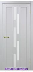 Дверь 551 стекло Мателюкс ДО Optima Porte