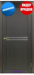 Дверь 552 стекло Мателюкс ДО Optima Porte