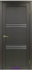 Дверь 553 стекло Мателюкс ДО Optima Porte