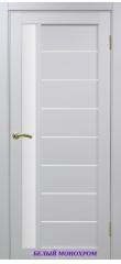 Дверь 554 стекло Мателюкс ДО Optima Porte