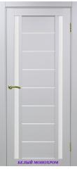 Дверь 558 стекло Мателюкс ДО Optima Porte
