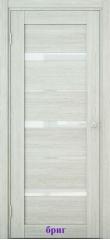Дверь 1633 стекло Сатин ДО ДЕРА