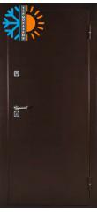 Дверь Яшма Термо Алмаз