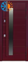 Дверь Леон Термо Алмаз
