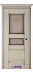 Дверь Флоренция Терзо стекло бронза Кристалайз ДО Двери Регионов